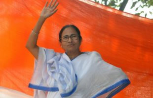 Sit-in is non-political, not targeted against one agency: Mamata