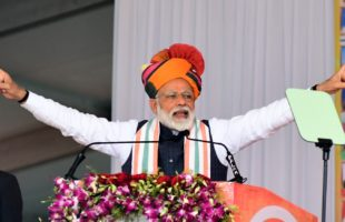 Country in safe hands, PM says after IAF hits JeM