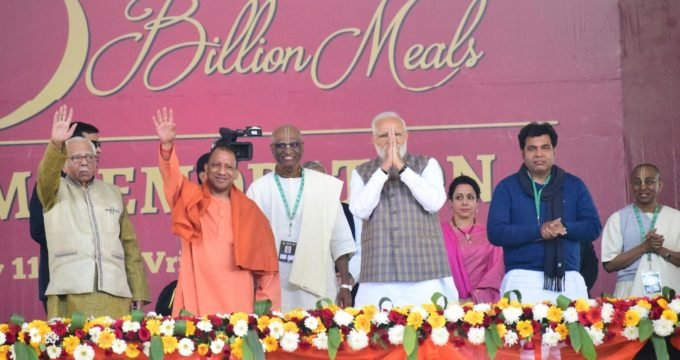 No one in India can repay cow's debt: Modi