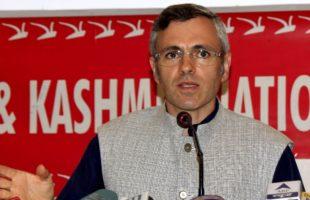 Omar condemns attack on CRPF, blasts Modi Minister