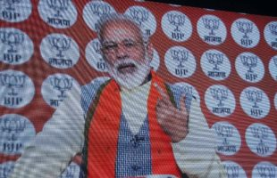 India stands as one against 'evil designs' of enemies: Modi