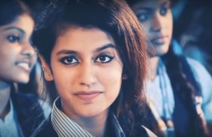 Wink girl Priya Prakash Varrier trolled over 'lip-lock'