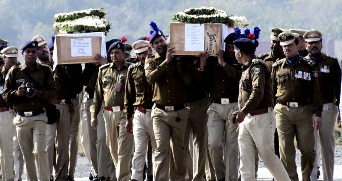 Bihar DM adopts daughters of martyred CRPF jawans