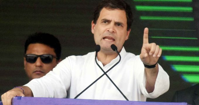 Rahul asks PCCs to work out alliances at state level