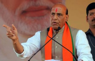 No one can question intention, honesty of Modi: Rajnath Singh