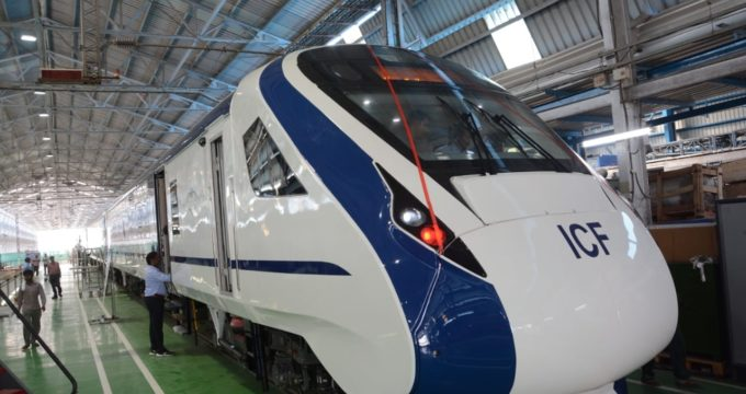 Delhi-Varanasi Chair Car journey by Train 18 to cost Rs 1,850