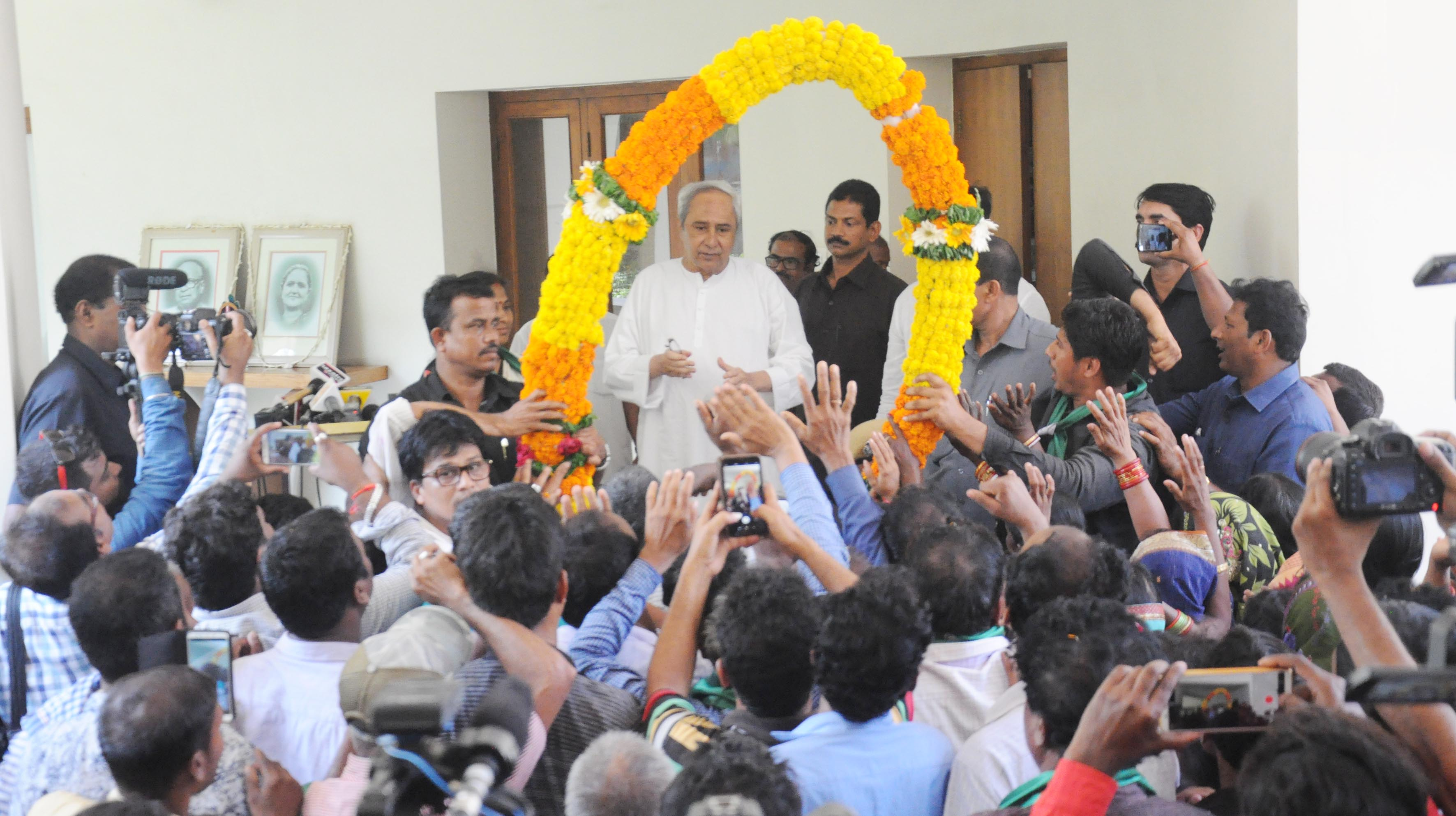 BJD Supremo announces candidates for nine more Assembly seats