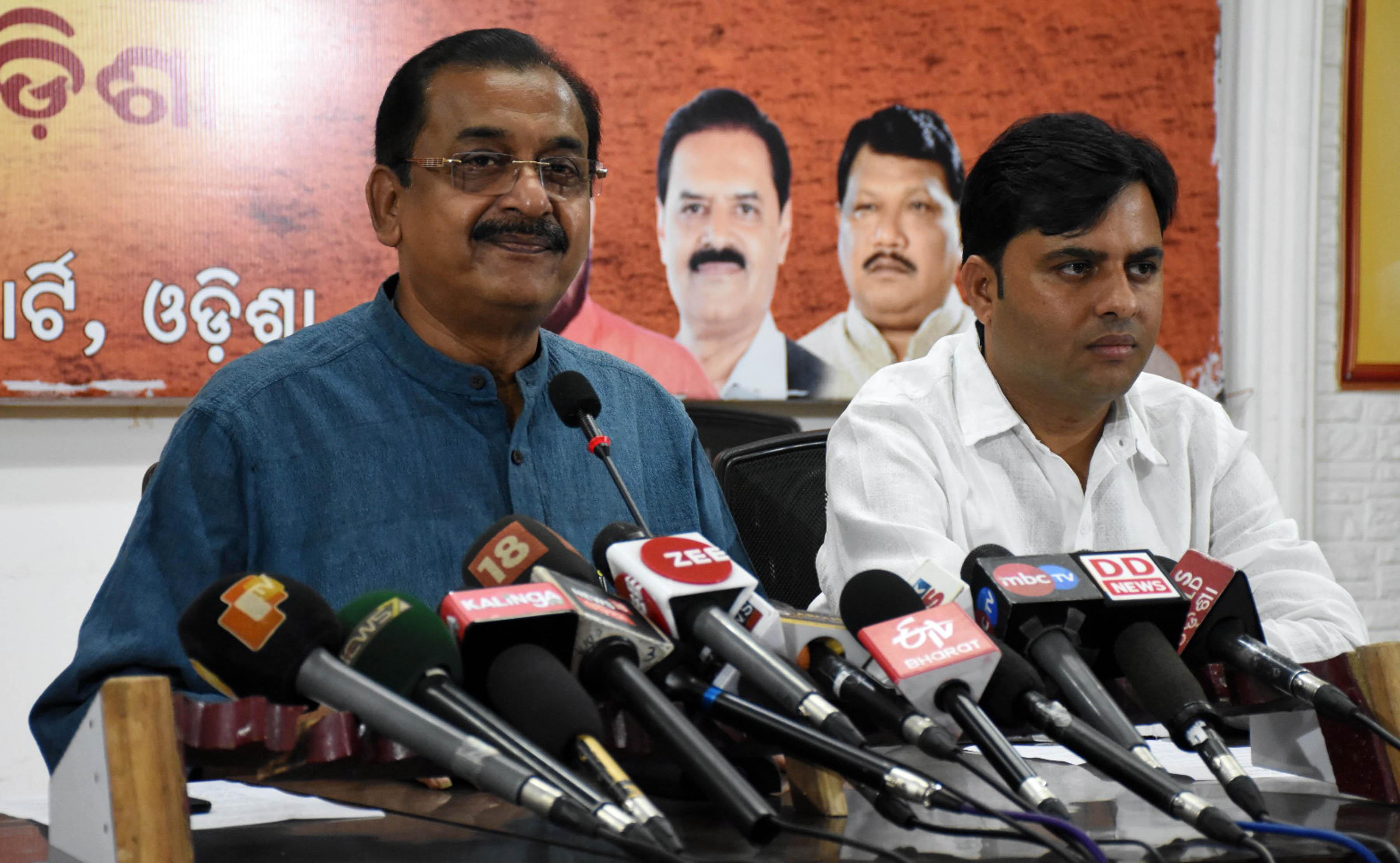 BJP, Cong target Odisha minister over bribe remark