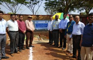 Burn Unit at Bhubaneswar AIIMS with Financial Support of NTPC