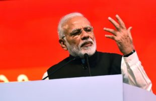 Modi urges Rahul, others to motivate voters