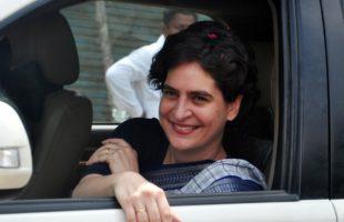 Congress plans Priyanka's boat ride to Varanasi