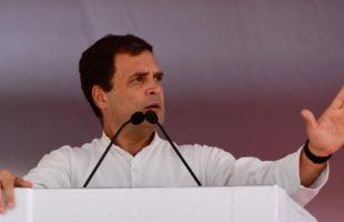 Rahul takes dig at Modi in Karnataka