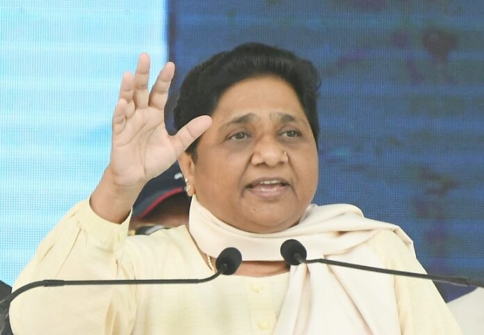EC ban on Mayawati: Supreme Court refuses relief