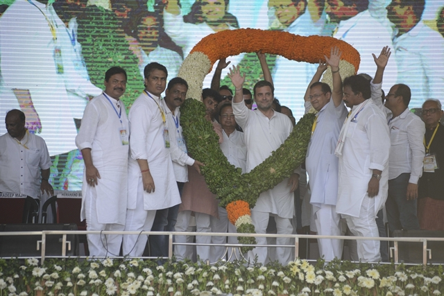 NYAY scheme a surgical strike on poverty: Rahul
