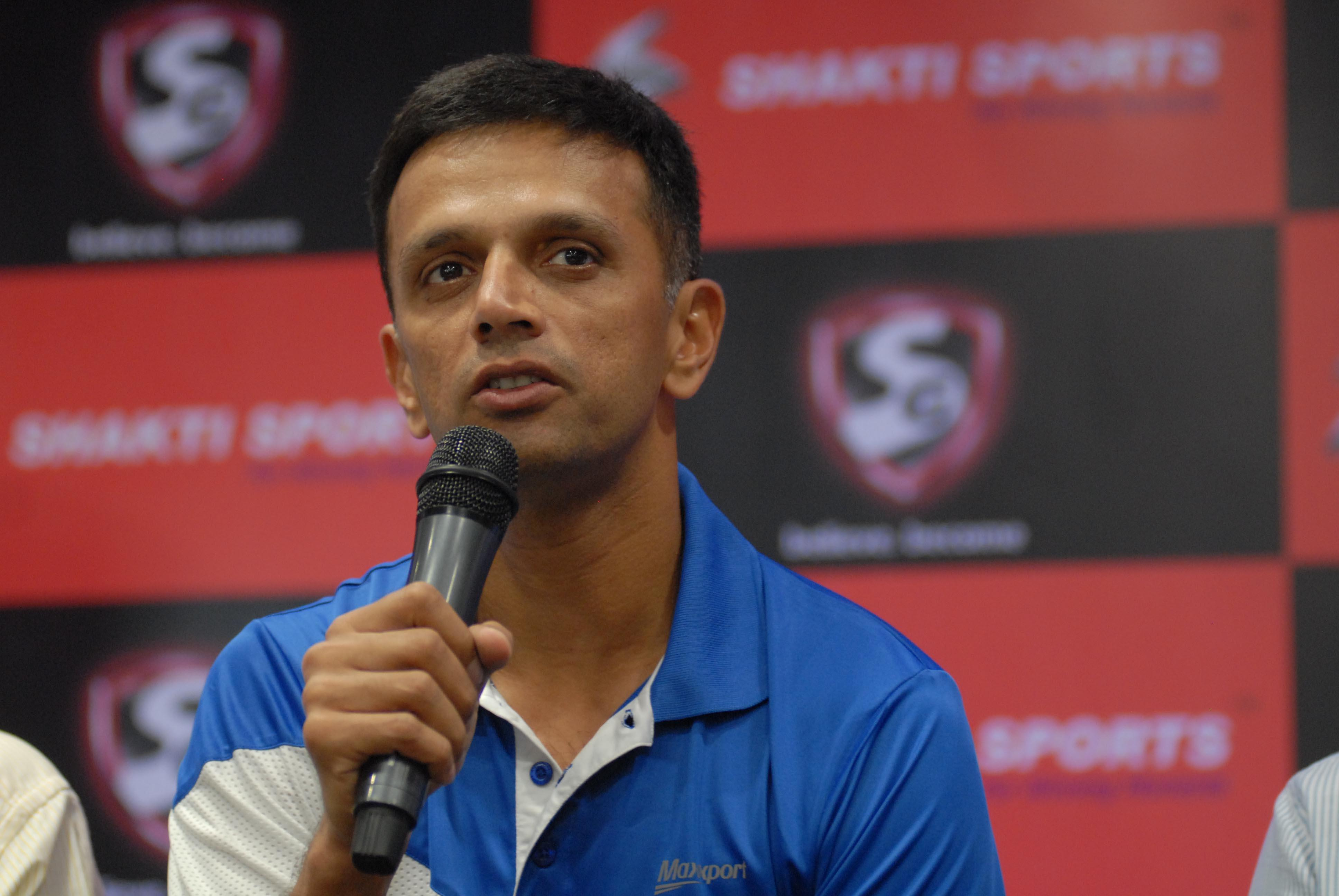 Dravid not on electoral rolls in Bengaluru: Official