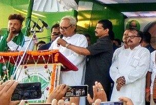 No Nattional Party will get majority while the Regional Parties will be King Maker; Naveen