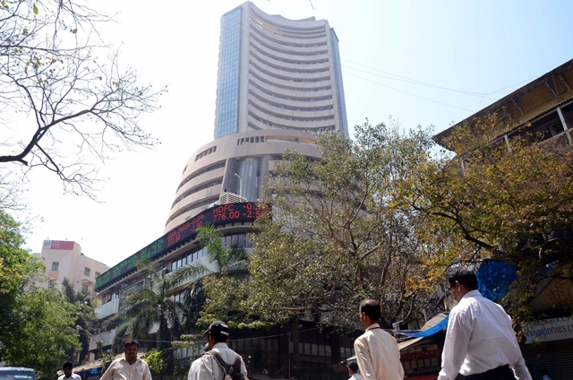 Nifty ends with largest point gain since 2008