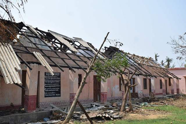 Odisha: Fani has caused damage to the properties worth Rs.11942 crore