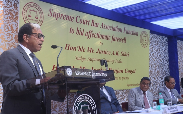 Justice A K Sikri appointed NBSA Chairperson