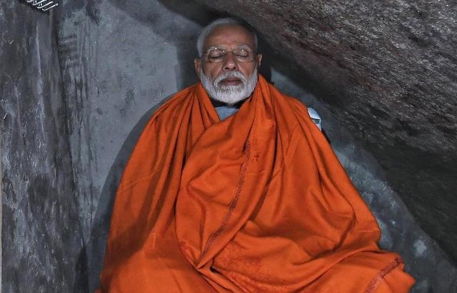 'Modi cave' all set to become spiritual destination
