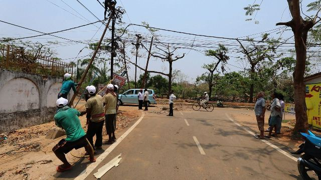 NTPC takes up LT network restoration work in Nimapada, Puri Sadar ,Gop and Satyabadi