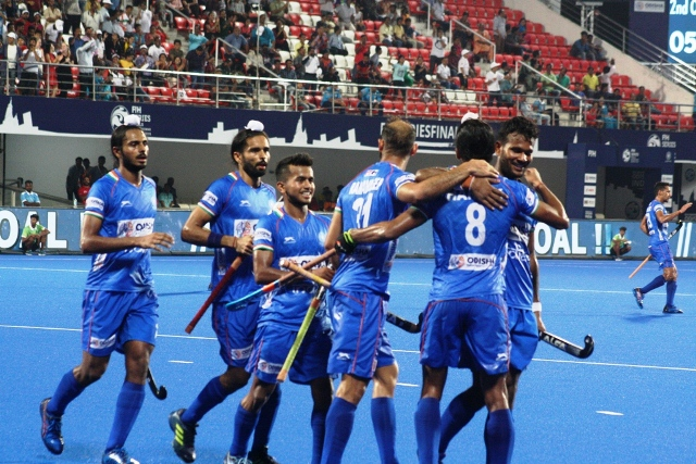India thrash Japan 7-2 to enter FIH Series final