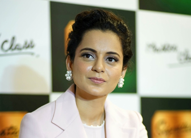 Media demands apology from Kangana Ranaut