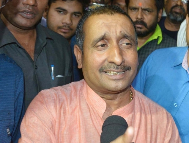 CBI files FIR, another UP Minister's kin named in Unnao case