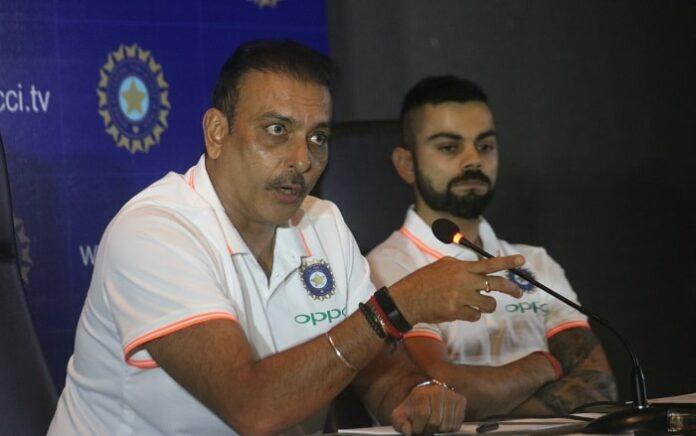 Shastri complements Kohli, dangerous to change coach