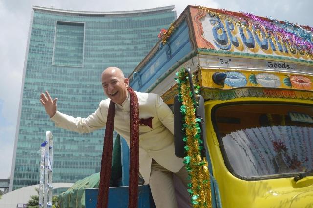 For Jeff Bezos, Amazon is 'India ki apni dukaan'