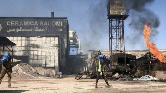 LPG tanker blast at ceramic factory in Sudan; 18 Indians died