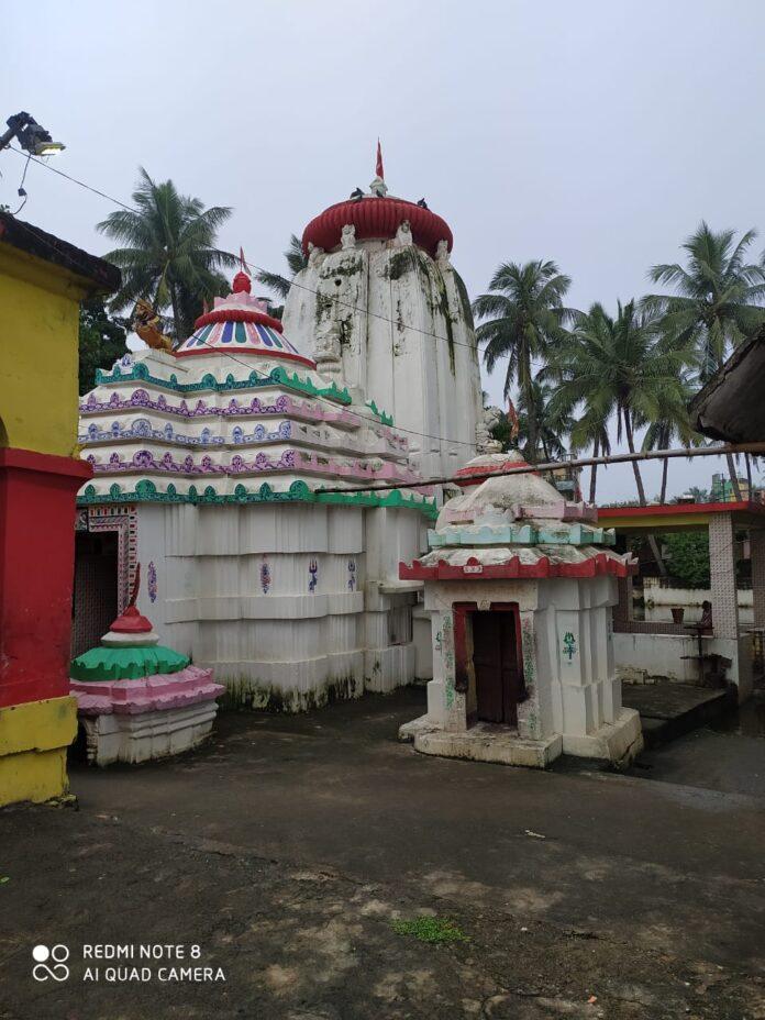 Gosagareswara Temple in Dire Straits
